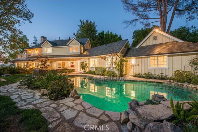 4464 Bergamo Drive, Encino, California 91436- Oren Mordkowitz
