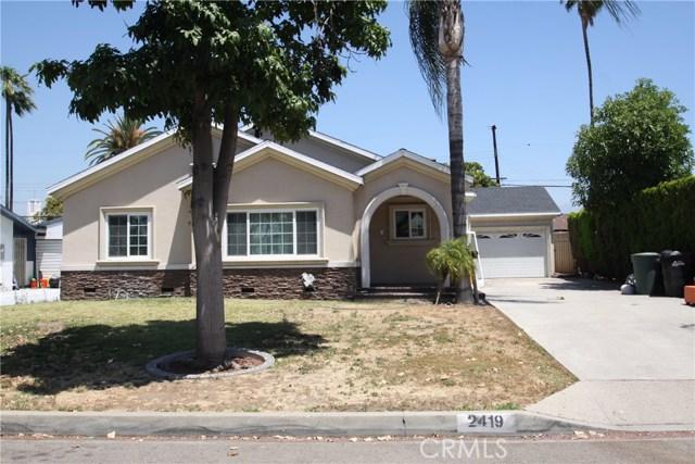 2419 E Mardina Street West Covina, CA 91791 - MLS #: SR17123190