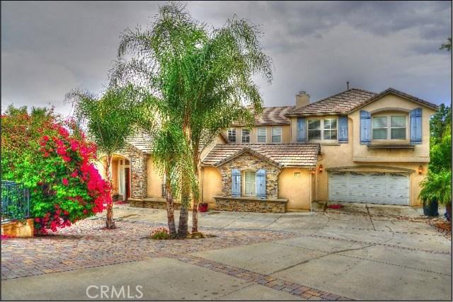 Casa Unifamiliar por un Venta en 5368 Windsor Place Alta Loma, California 91737 Estados Unidos