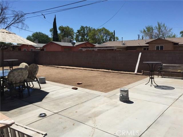 414 Langhorn Street Lancaster, CA 93535 - MLS #: SR17136514