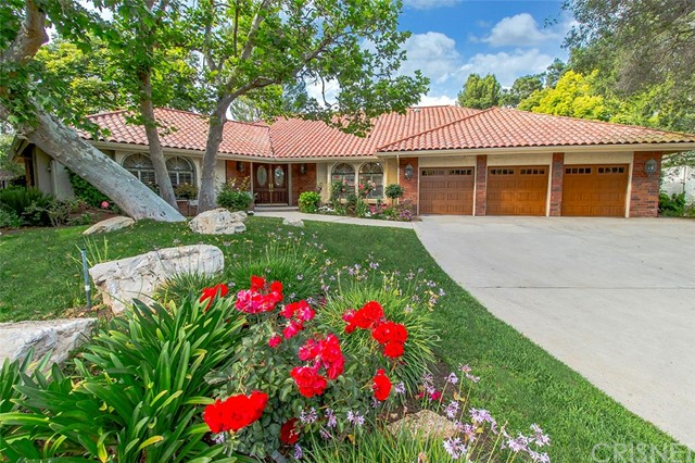 Single Family Home for Sale at 1730 Shetland Place Westlake Village, California 91362 United States