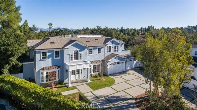16701 Bajio Court, Encino, California 91436- Oren Mordkowitz
