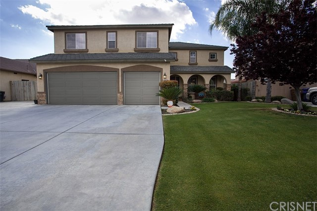 Single Family Home for Sale at 5905 Penn Station Lane Bakersfield, California 93311 United States