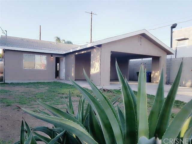 13447 Filmore Street Pacoima, CA 91331 - MLS #: SR18071328