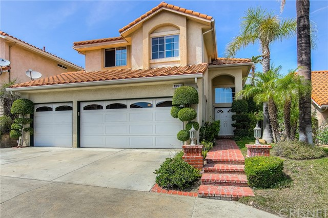 19911 Ahwanee Lane , CA 91326 is listed for sale as MLS Listing SR17127586