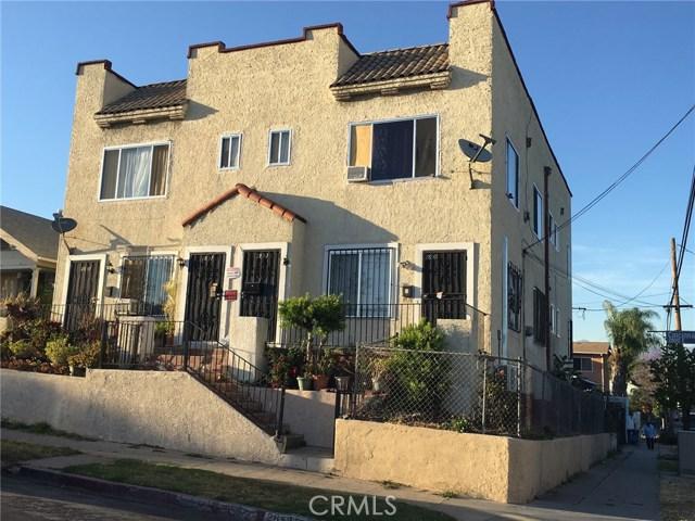 Single Family for Sale at 2857 Cincinnati Street Los Angeles, California 90033 United States