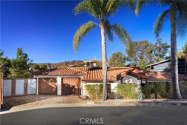 2975 Hollyridge Drive  Los Angeles CA 90068