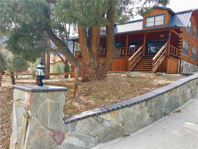Single Family Home for Sale at 2801 Arctic Drive Frazier Park, California 93222 United States