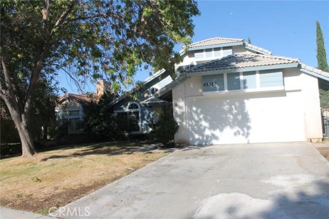 43527 Yaffa Street, Lancaster, CA, 93535