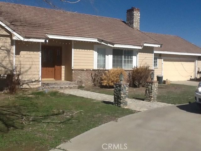 Single Family Home for Sale at 7915 Dogwood Avenue 7915 Dogwood Avenue Rosamond, California 93560 United States