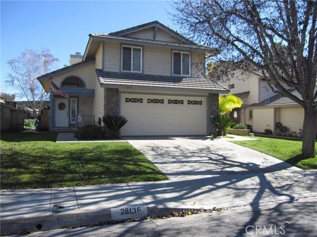 28136 Stonington Lane, Saugus CA 91350