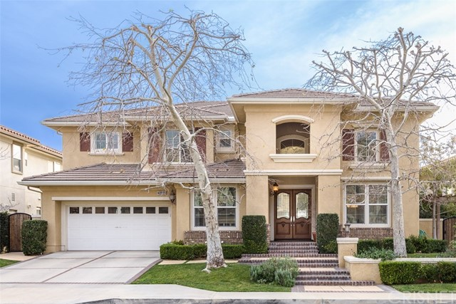 Single Family Home for Sale at 20444 Via Galileo 20444 Via Galileo Porter Ranch, California 91326 United States