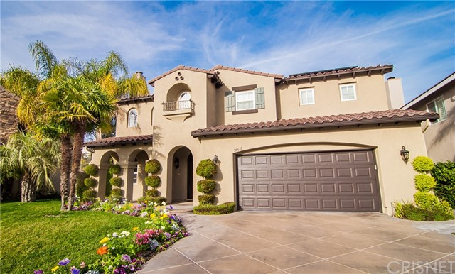 26621 Thackery Lane Stevenson Ranch, CA 91381 is listed for sale as MLS Listing SR17023049
