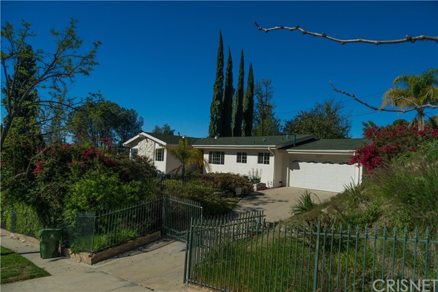 Single Family Home for Rent at 8425 Shoup Avenue West Hills, California 91304 United States