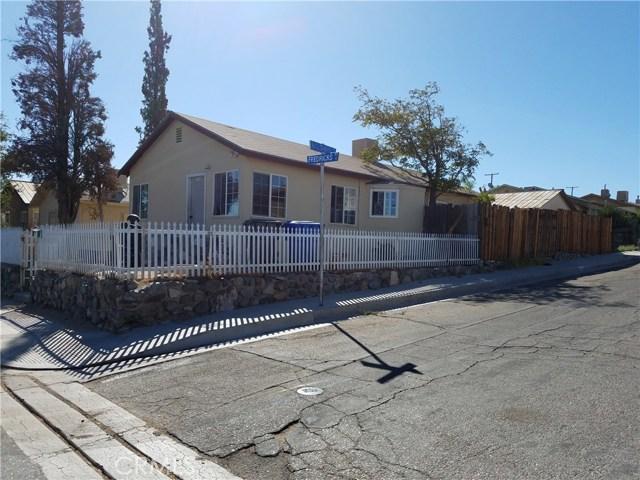 536 E Fredricks, Barstow, California 92311, 3 Bedrooms Bedrooms, ,1 BathroomBathrooms,Single family residence,For sale,Fredricks,SR20140585