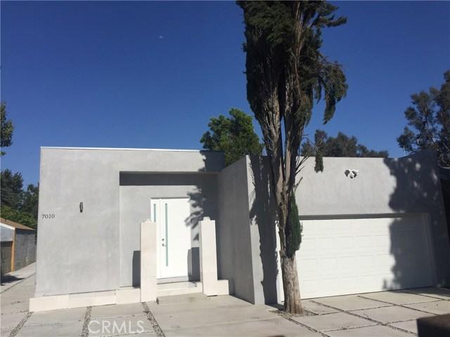 Single Family Home for Rent at 7010 Amigo Avenue Reseda, California 91335 United States
