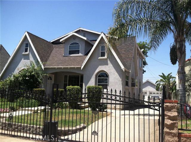 1015 S WOODS Avenue - East Los Angeles, California