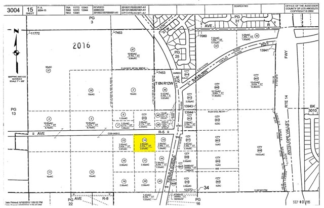 2 AC at Ave. R5 (city ranch Rd.) and Tierra Subida Avenue, Palmdale CA: http://media.crmls.org/mediascn/b2e6f970-8e5c-4e6b-802e-974356fd02eb.jpg