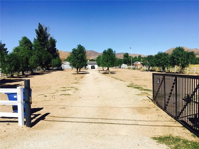 32484 Aliso Canyon Road Acton, CA 93510 - MLS #: SR17242450