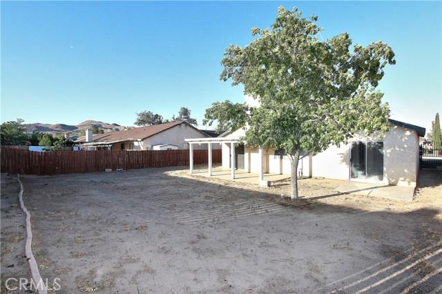 3025 Gertrude Street Rosamond, CA 93560 - MLS #: SR18141719