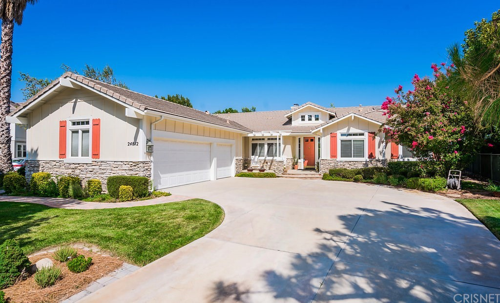 Photo of 24812 HORSESHOE LANE, Newhall, CA 91321