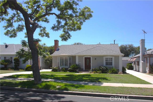3811 Edgehill Drive, Los Angeles, California 90008