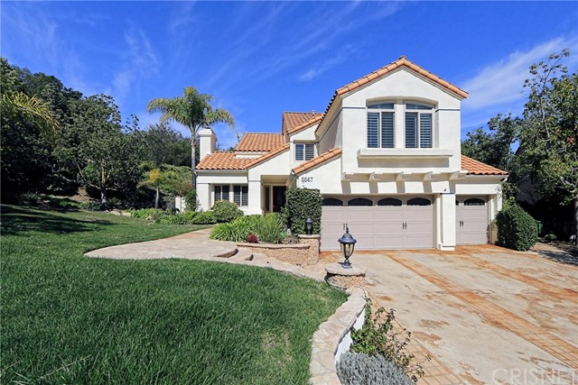 Single Family Home for Rent at 5567 Spring Hill Court Westlake Village, California 91362 United States