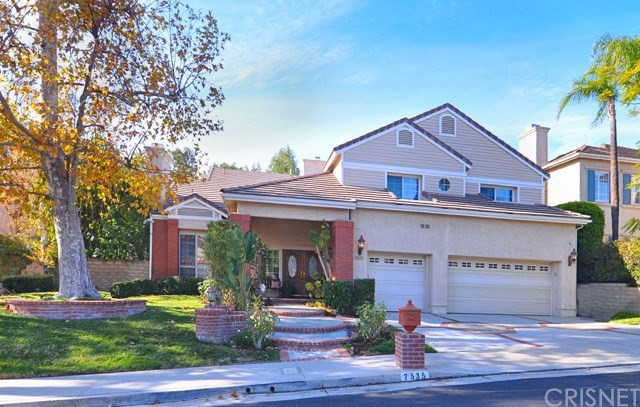 Single Family Home for Sale at 7535 Atherton Lane 7535 Atherton Lane West Hills, California 91304 United States