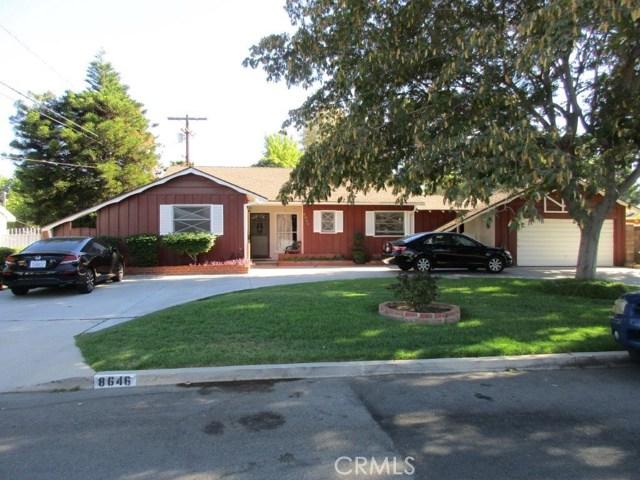 8646 Hatillo Avenue, Winnetka CA 91306