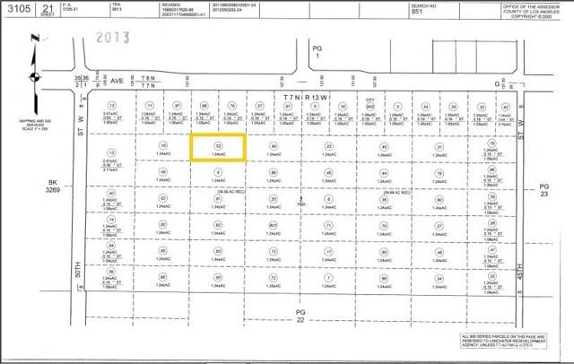 4800 W Ave G2 & VIC 48th St E Lancaster, CA 93536 - MLS #: SR18111752