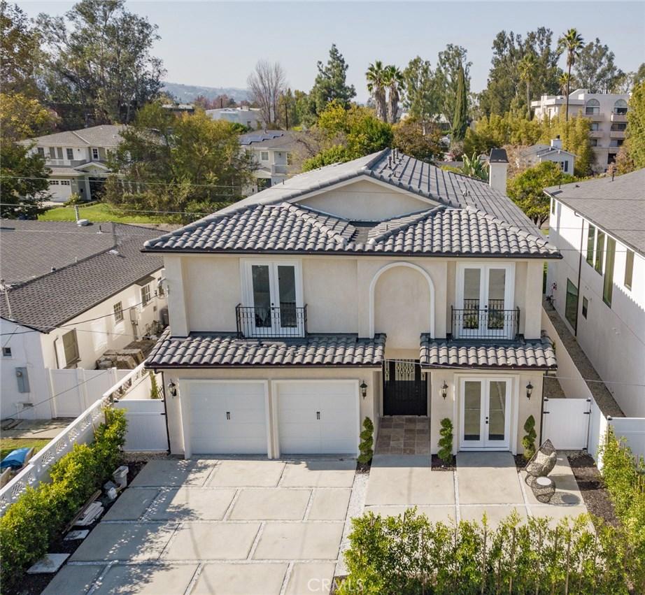 4535 BEN AVE - Studio City, California