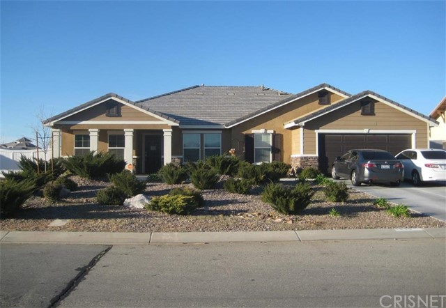 Property for sale at 1655 Whitlatch Drive, Lancaster,  CA 93535