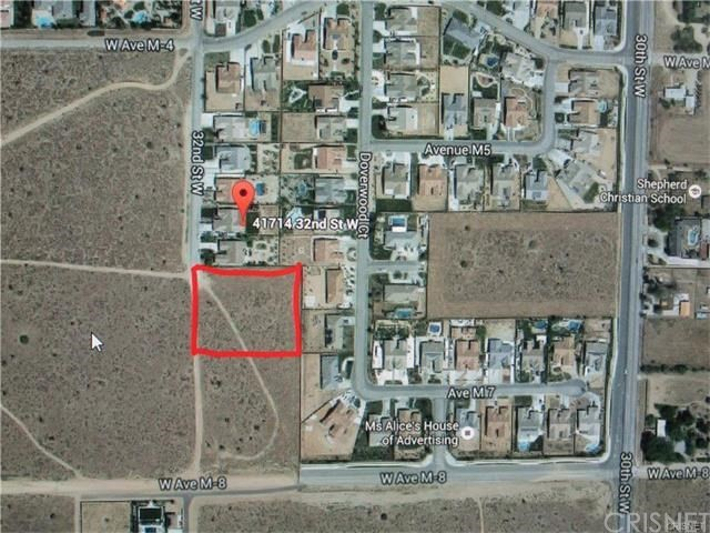 0 32nd ST west Lancaster, CA 0 - MLS #: SR18177918