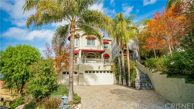 24904 Bella Vista Drive Newhall, CA 91321 is listed for sale as MLS Listing SR16760212