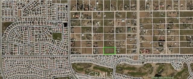 4101 Vac/Cor Avenue N8/41st Stw Palmdale, CA 93551 - MLS #: SR18079396