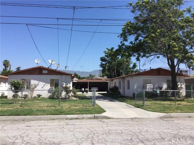 Single Family for Sale at 950 13th Street W San Bernardino, California 92411 United States