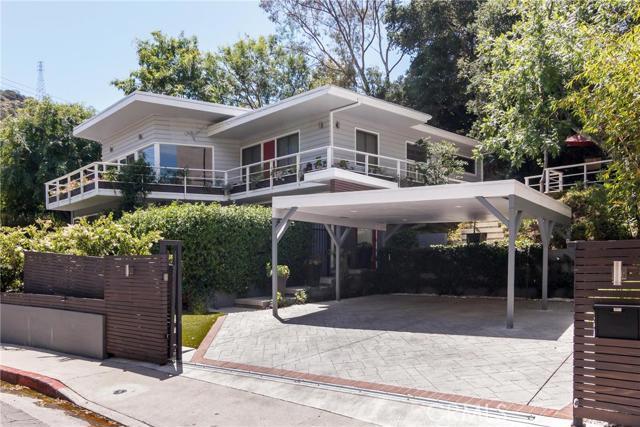 2401 Laurel Pass Avenue, Los Angeles CA 90046