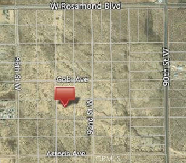 0 W 94 Rosamond, CA 0 - MLS #: SR18025144