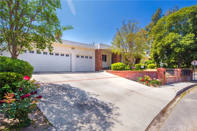 16150 Clear Oak Drive Encino, CA 91436 - MLS #: SR18116652
