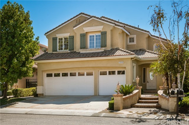 20548 Bergamo Way , CA 91326 is listed for sale as MLS Listing SR17224501
