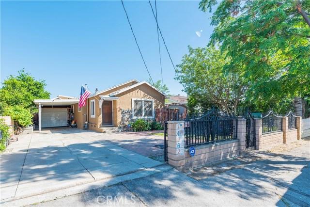 Single Family Home for Sale at 14062 Fox Street San Fernando, California 91340 United States