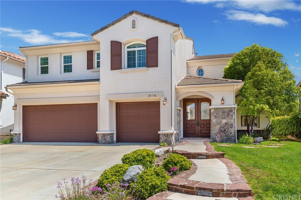 Photo of 25736 WALLACE Place, Stevenson Ranch, CA 91381