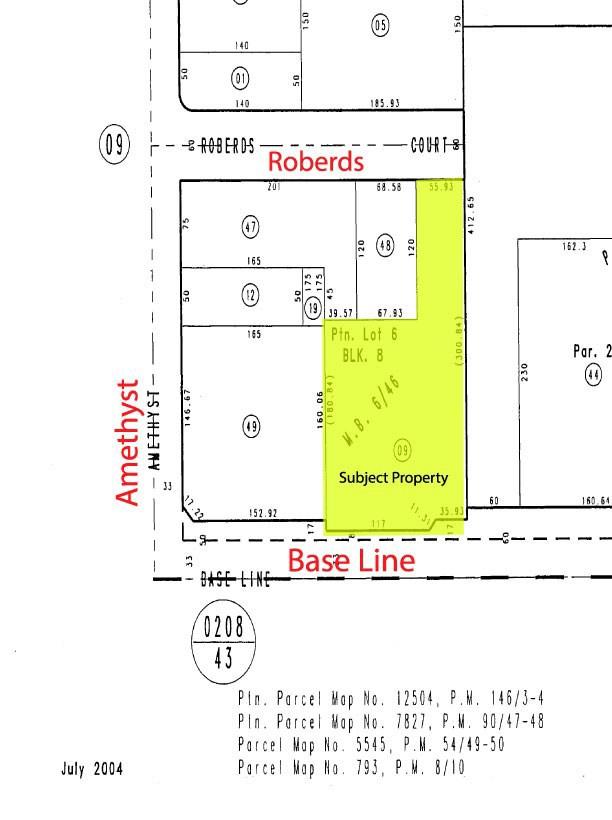 9549 Roberds Street, Rancho Cucamonga, CA 91701