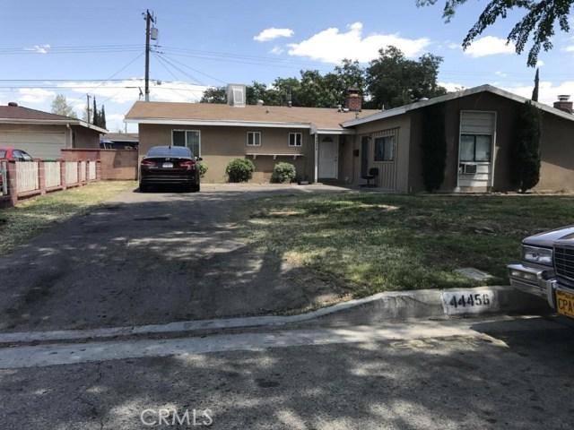 44456 Stanridge Avenue, Lancaster, CA, 93535