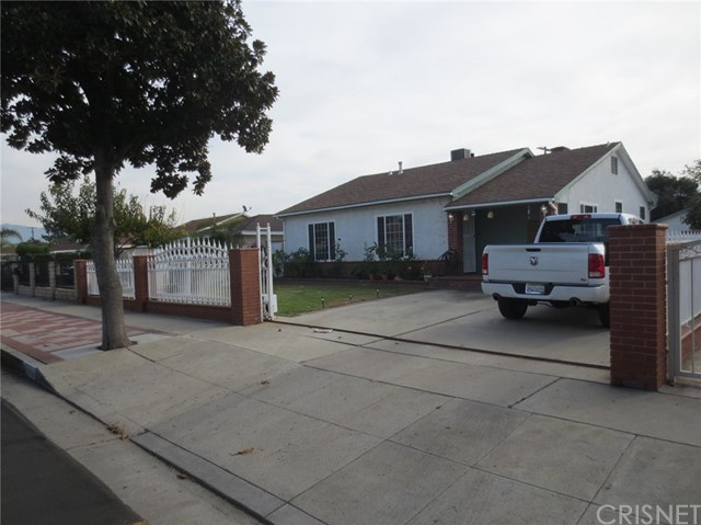Single Family Home for Sale at 12914 Bromwich Pacoima, California 91331 United States