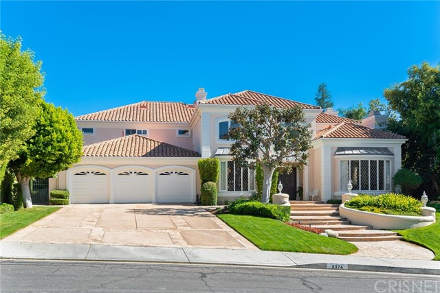 Photo of 5374 Wellesley Drive, Calabasas, CA 91302