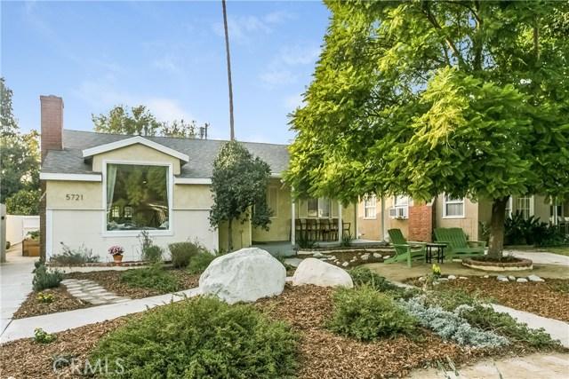 Single Family Home for Sale at 5721 Costello Avenue 5721 Costello Avenue Valley Glen, California 91401 United States