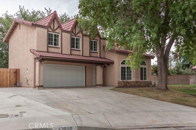 43650 Rogier Street, Lancaster, CA, 93535