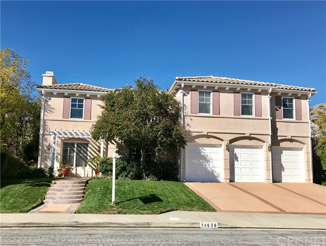 Single Family Home for Sale at 24636 Stonegate Drive West Hills, California 91304 United States