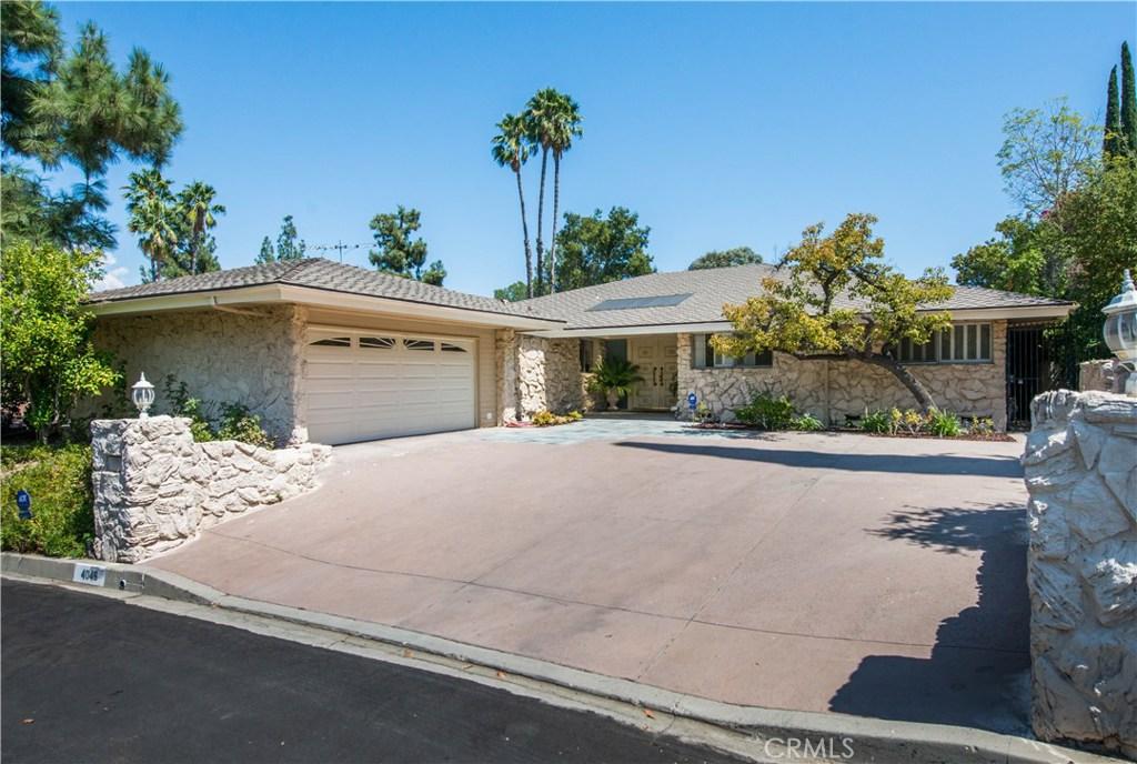 4046 STRAWBERRY Place, Encino, California 91436- Oren Mordkowitz